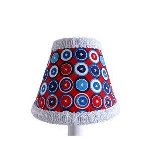 Captain America 11 Fabric Empire Lamp Shade
