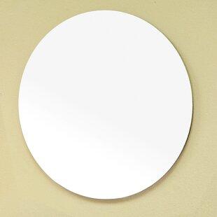 Bellaterra Home Round Wall Mirror