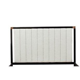 Find for Casper Queen Upholstered Panel Headboard by Mercer41