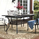 Savannah  Extendable Metal Dining Table