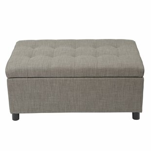 Caryl Rectangular Tufted Storage Ottoman
