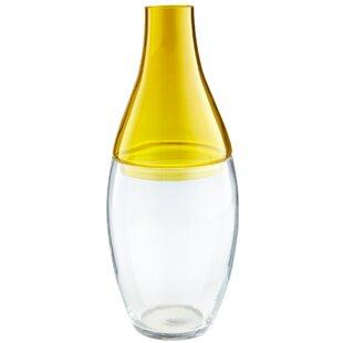 Table Yellow Vases Urns Jars Bottles You Ll Love In 2021 Wayfair