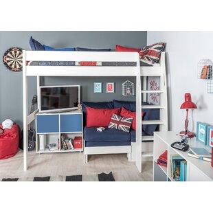 Kool European Single (90 X 200cm) High Sleeper Bed By Stompa