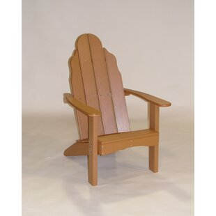 Traditional Plastic Adirondack Chair