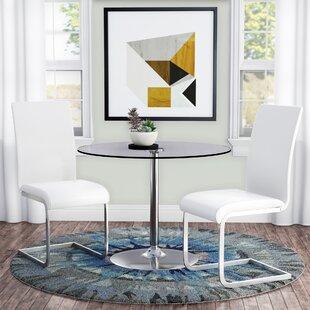 Orren Ellis Bayshore Upholstered Dining Chair (Set of 2)