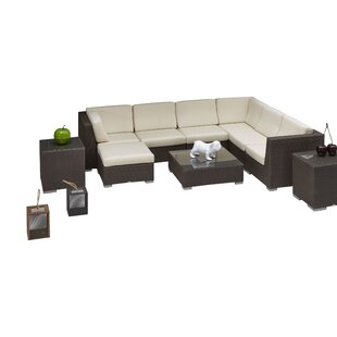 Westcott 6 Piece Sectional Set with Cushions by Brayden Studio