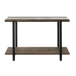 Poppe Console Table by Union Rustic