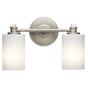 Clara 2-Light Vanity Light by ..