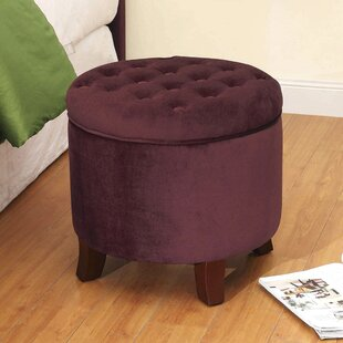 Shop For Harrison Storage Ottoman By Astoria Grand