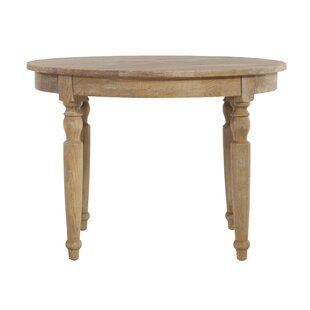 Patnaude Round Dining Table by One Allium Way Discount
