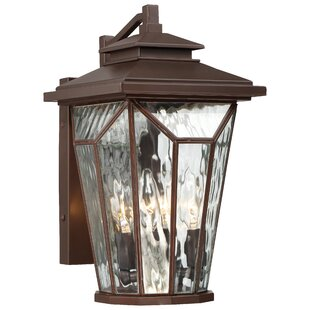 Auberkonos 4-Light Outdoor Wall Lantern By Darby Home Co Outdoor Lighting