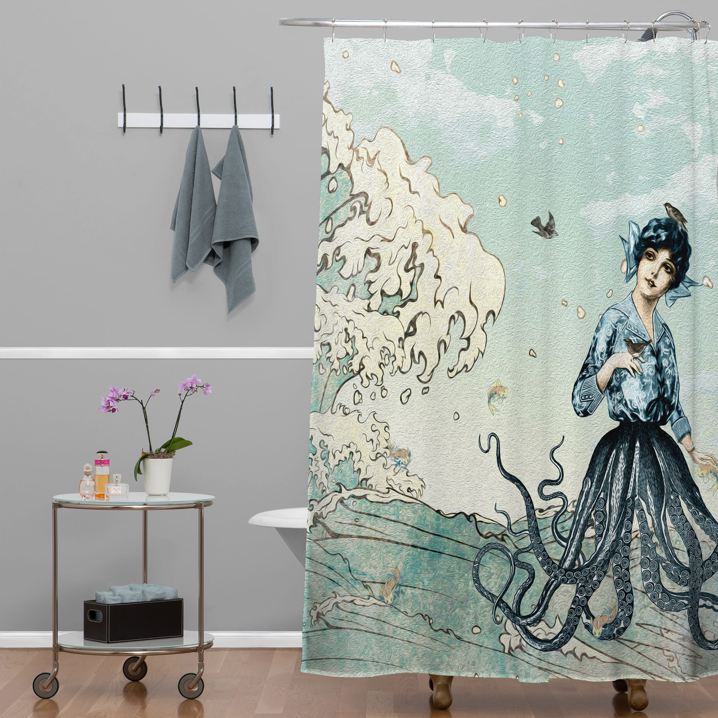72 X 96 Shower Curtain | Wayfair