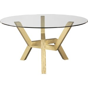 Cleo Dining Table by Saloom Furniture