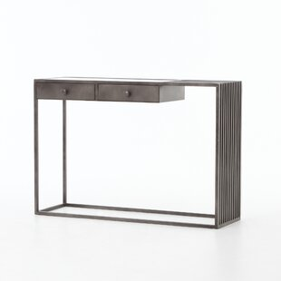 Isadora Console Table by 17 Stories