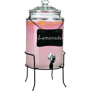 beverage dispenser stand only wayfair