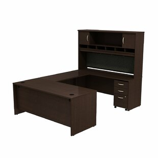 Series C 4 Piece Desk Office Suite