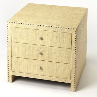 West Kirby 3 Drawer Chest by Mercer41