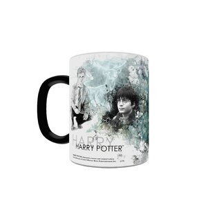 Harry Potter Heat Changing Morphing Mug