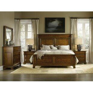 Hooker Furniture Tynecastle Panel Configurable Bedroom Set