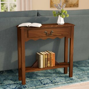 Apple Valley Console Table By Charlton Home