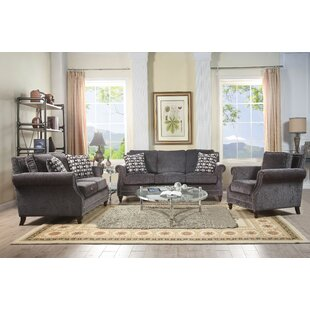Canora Grey Bellard Configurable Living Room Set