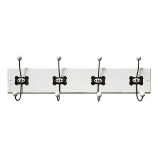 Riddick Wall Mounted Coat Rack By Brambly Cottage