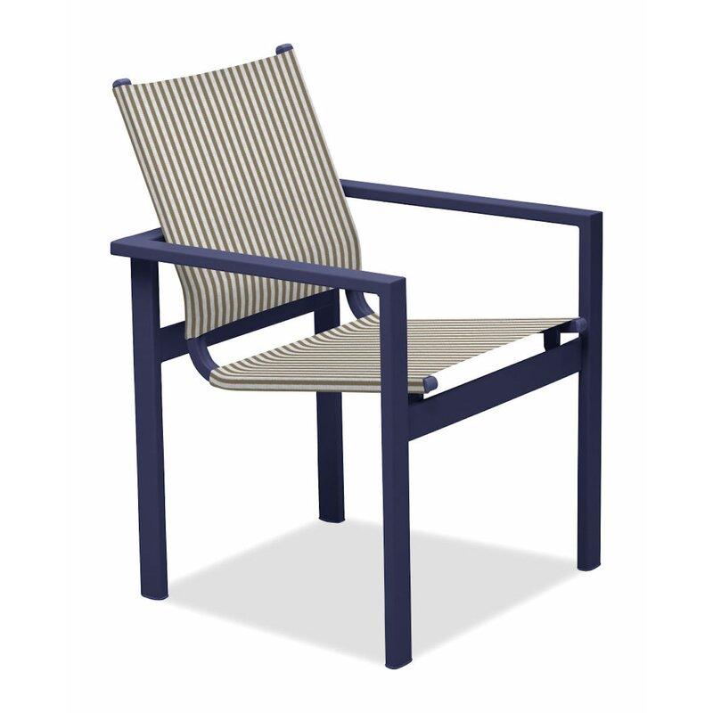 Telescope Casual Tribeca Café Stacking Patio Dining Chair Perigold