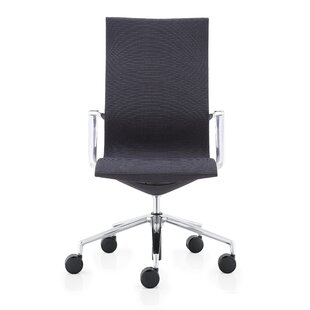 Prager High Back Mesh Task Chair by Symple Stuff