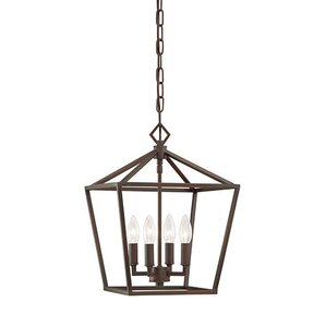 Norma 4-Light Foyer Pendant  sc 1 st  Joss u0026 Main & Pendant Lighting | Joss u0026 Main azcodes.com