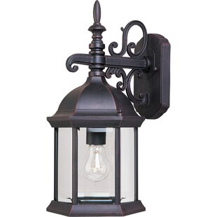 Alcott Hill Shifflett Outdoor Wall Lantern