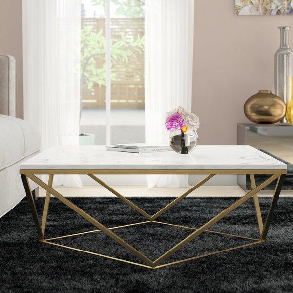 Willa Arlo Interiors Robeson Coffee Table Amp Reviews Wayfair