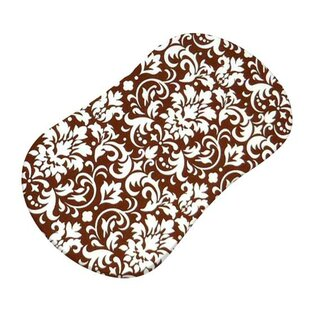 Buying Damask Fitted Bassinet Sheet By Sheetworld