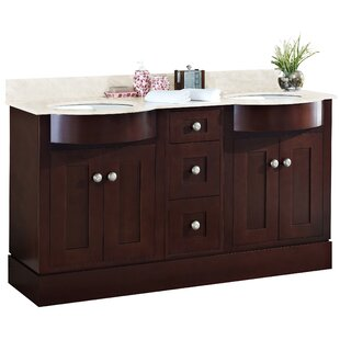 Kester 60 Transitional Vanity Base Set by Darby Home Co