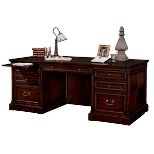 Best Choices Mt. View Office Flat Top Executive Desk By Martin Home Furnishings