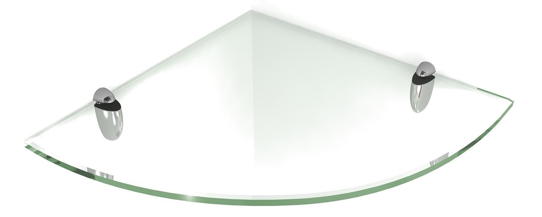 defaultname - Floating Glass Shelves