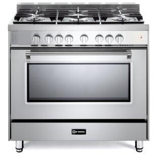 Prestige 36 Free-standing Gas Single Oven Range by Verona