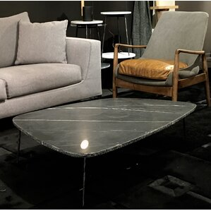 Asterope Large Coffee Table with Marbl..
