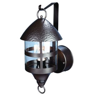 Schaefer 1-Light Outdoor Sconce
