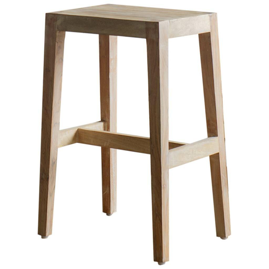 Latitude Run Veronica Solid Wood 25 Counter Stool Reviews Wayfair