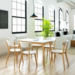 Elinn Dining Set With 6 Chairs By Norden Home