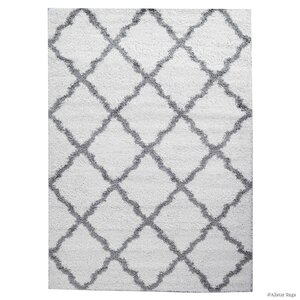 Abbey Ivory Gray Area Rug