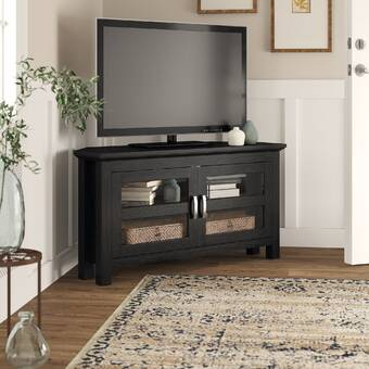 Wrought Studio Ardale Tv Stand For Tvs Up To 50 Reviews Wayfair