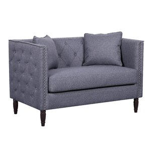 Adelia Loveseat by Wrought Studio