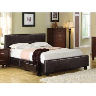 Debord Upholstered Storage Platform Bed