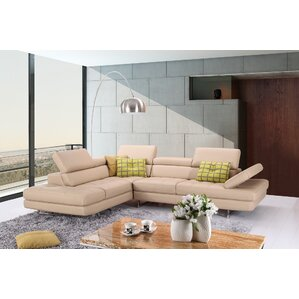 Piero Reclining Sectional by Orren Ellis