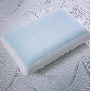 Alwyn Home Memory Foam Standard Gel Pillow