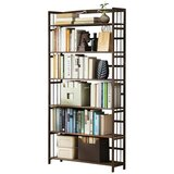 Prokop Solid Wood Standard Bookcase by 17 Stories