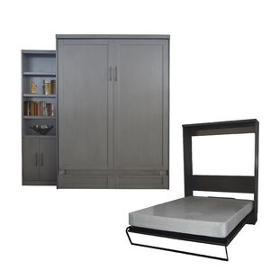 Brayden Studio Delapaz Queen Murphy Bed