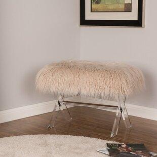 Mercer41 Brinkworth Upholstered Bench