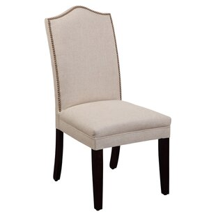 Willa Arlo Interiors Lamb Parsons Upholstered Dining Chair